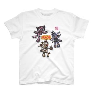GAO!! T-shirts