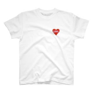 Love T shirt T-shirts