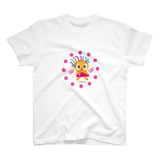 ラブが止まらないクレコちゃん T-shirts