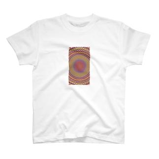 目がまわる T-shirts