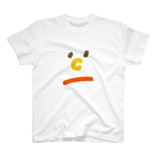 鼻がCのひと T-shirts