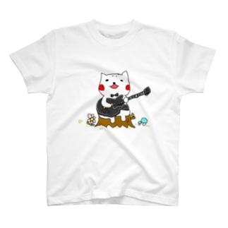 B.B.シロさん T-shirts