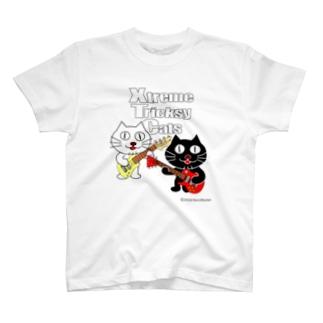 ネコ兄弟 tXTC_16 T-shirts