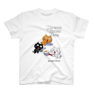ネコ兄弟 tXTC_03 T-shirts