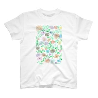 haru-hana T-shirts