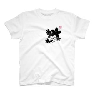 「百歳」Series * Sakura-ko mono T-shirts
