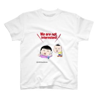 パゲオ tPGO_02 T-shirts