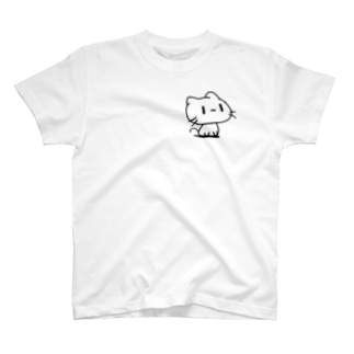 どどねこ-おすわり- T-shirts