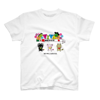 XochimilKidsのXochimilKids We will survive T-shirts