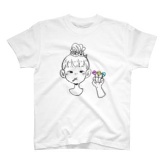 せんたく T-shirts