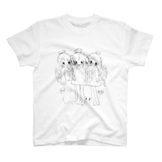 いじめ T-shirts