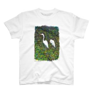 サギ02 T-shirts
