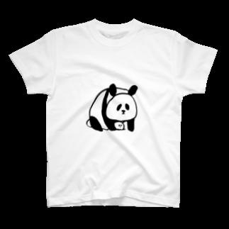 といすのぱんだとといす T-shirts