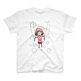 マリコネット T-shirts