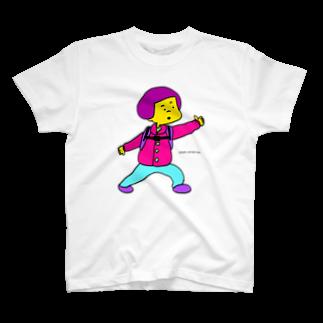 ぽにぽに通信ショップのponiponi_only T-shirts