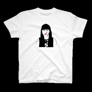 小夜子の小夜T T-shirts