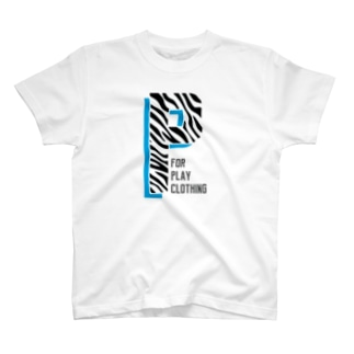 ZEBRA LOGO LB ① T-shirts