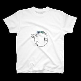 秋田のハーブ、育ちました。のこばやしのアレ T-shirts