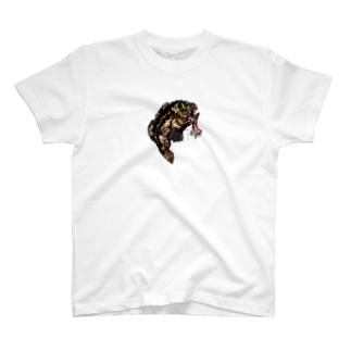 CRAZYBASS DH Camo Tee. T-shirts
