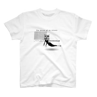 澤田の頭の中シリーズ@猫 T-shirts