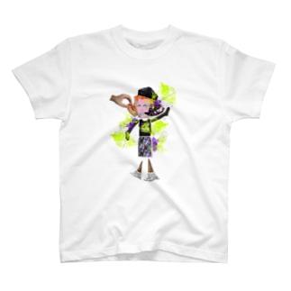 澤田の頭の中シリーズ@人 T-shirts