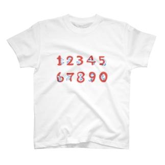 猫のスージー T-shirts