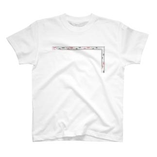 さしがね T-shirts