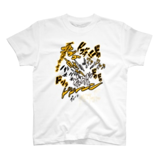 plusworksのギオン T-shirts