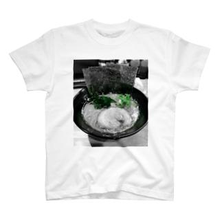 醤油とんこつ T-shirts