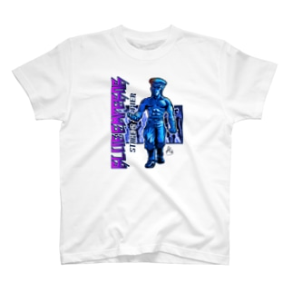 BLUE Emperorシンジver02 T-shirts