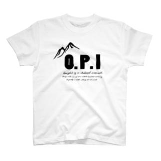 おぴ T-shirts