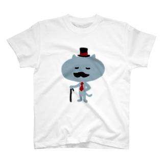ニャントルマン T-shirts