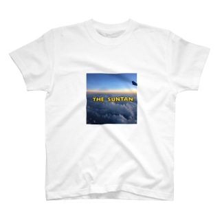 THE SUNTAN from the sky T-shirts