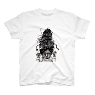 九龍城 T-shirts