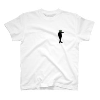 かぼちゃまん T-shirts