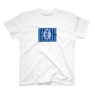 まつろわぬ 悪路王バージョンB T-shirts