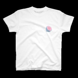 NUTREEの50%NUT T-shirts