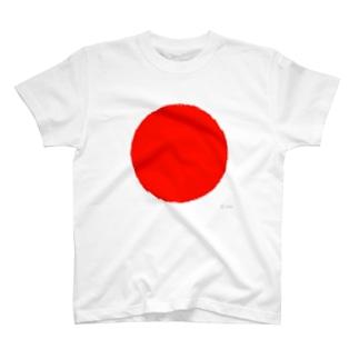 赤玉 T-shirts