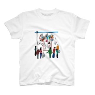 通告  T-shirts