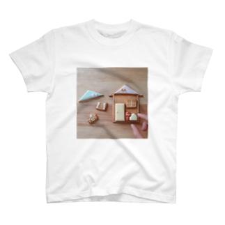 おかしのおうち T-shirts