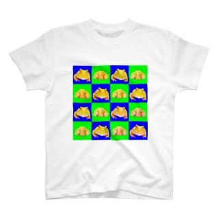 前後ろトッドさん T-shirts