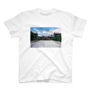 上田城正面 T-shirts