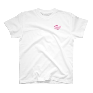 PSK Tシャツロゴ左胸 T-shirts