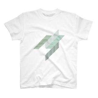 CHIDORIGHOSHI GRN T-shirts