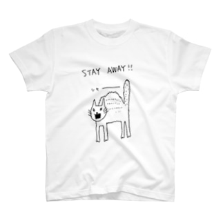 STAY AWAY T-shirts