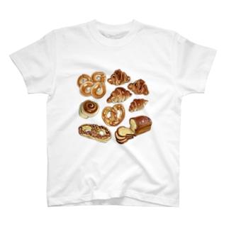 パン!パン!パン♡ T-shirts