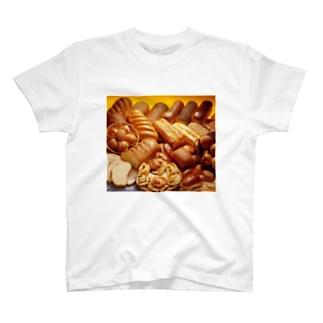 パンだらけ! T-shirts