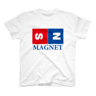 モルTのマグネット T-shirts
