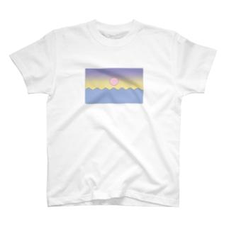 日の出 T-shirts
