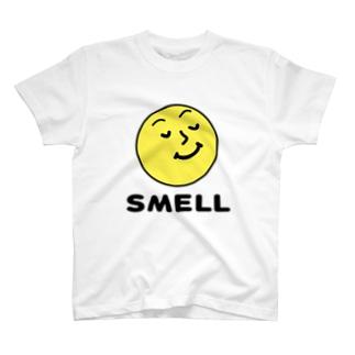 スメル君マーク 香り T-shirts
